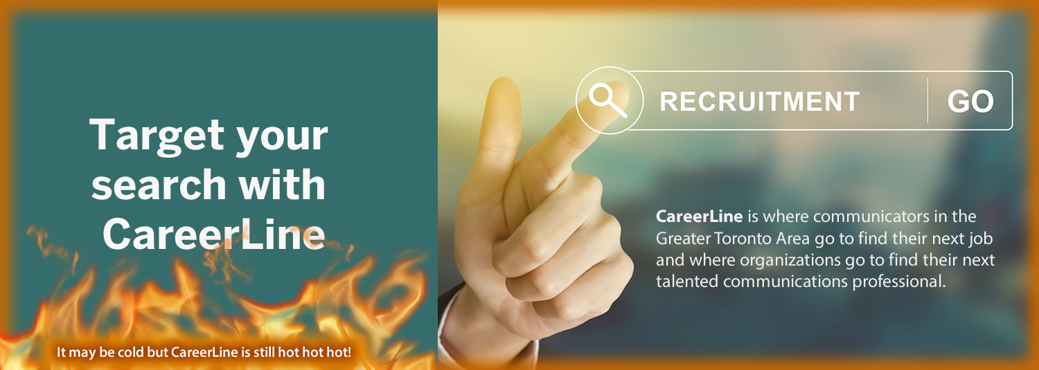 Find your next job (or your next employee) with CareerLine - IABC ...