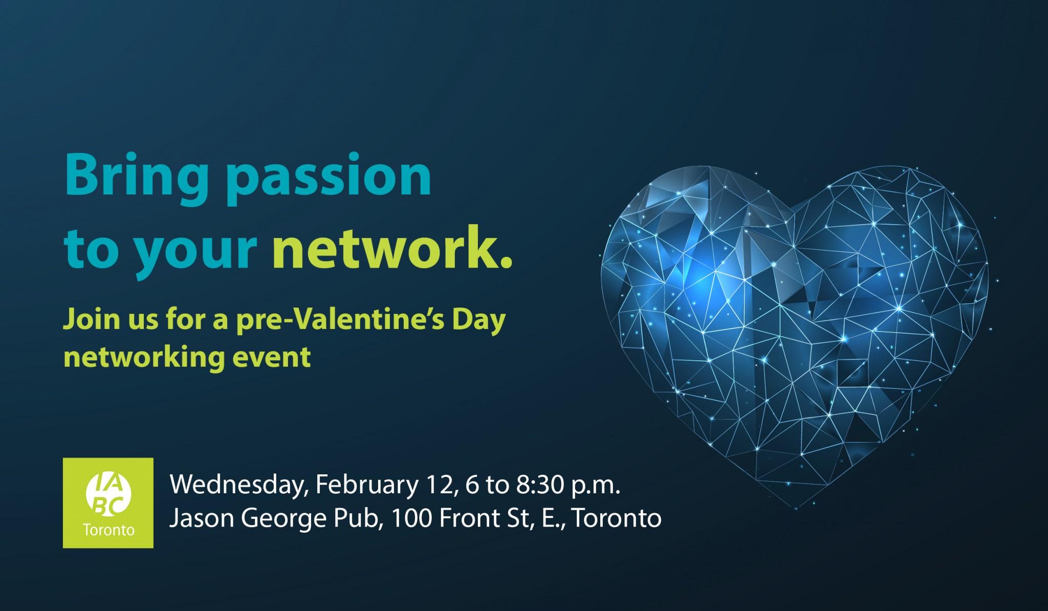 IABC/Toronto event